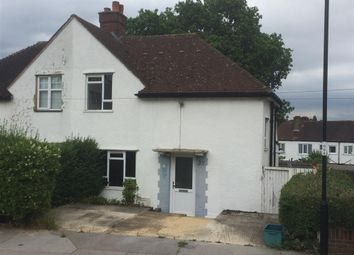 Thumbnail 2 bed semi-detached house for sale in Moore Road, London