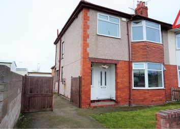 Thumbnail 3 bed semi-detached house for sale in Sandbank Road, Towyn