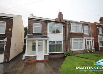Thumbnail Semi-detached house to rent in Frederick Road, Selly Oak