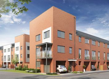 "Thumbnail 3 bed town house for sale in ""The Sandpiper"" at Discovery Avenue, Ipswich"
