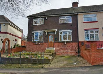 Thumbnail 3 bed semi-detached house for sale in Crowder Crescent, Sheffield