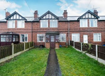 3 bed terraced house for sale in Woodhouse Green, Thurcroft, Rotherham, South Yorkshire S66