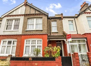 Thumbnail 3 bed terraced house for sale in Longmead Road, London