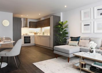 Thumbnail 2 bed flat for sale in Chatham Street, Leicester, Leicestershire