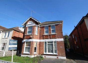 Thumbnail 1 bedroom flat for sale in 26 Hamilton Road, Bournemouth, Dorset