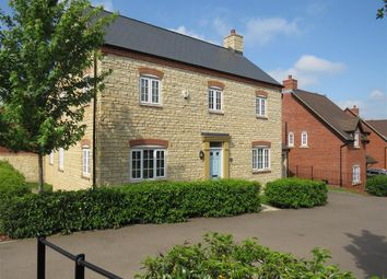 4 bed detached house for sale in Poppyfield Road, Wootton, Northampton NN4