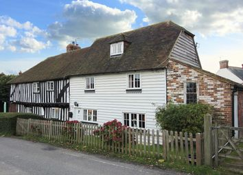 Thumbnail 3 bed cottage for sale in Bilsington, Ashford