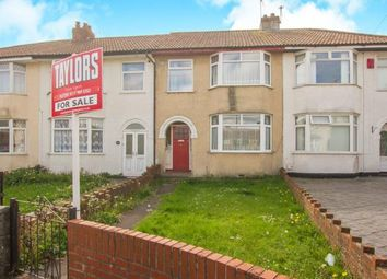 Thumbnail 3 bed terraced house for sale in Stanley Crescent, Filton, Bristol, Gloucestershire