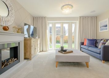 Thumbnail 4 bedroom detached house for sale in The Coppice, Derbyshire