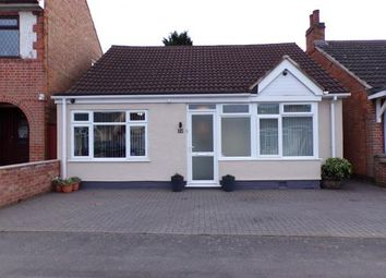 Thumbnail 3 bed bungalow for sale in Brighton Avenue, Syston, Leicester, Leicestershire