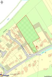 Thumbnail Land for sale in Doddington Road, Benwick, March