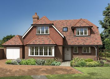Thumbnail 3 bed detached bungalow for sale in The Henfield, Ghyll Croft, Newick Hill, Newick, Lewes, East Sussex