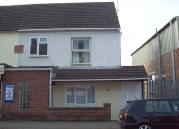 Thumbnail 1 bed flat to rent in Park Road, Rushden