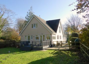 Thumbnail 5 bed detached bungalow for sale in Gulworthy, Tavistock, Devon