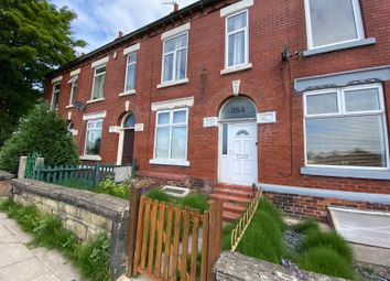 Thumbnail 3 bed terraced house to rent in Reddish Road, Stock Port