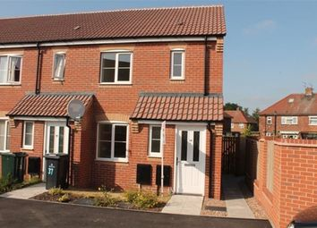 Thumbnail 2 bed semi-detached house to rent in Aidans Close, Doncaster