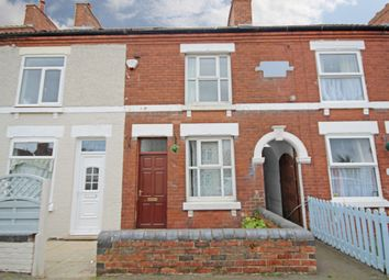 Thumbnail 4 bed terraced house for sale in Oxford Street, Church Gresley, Swadlincote
