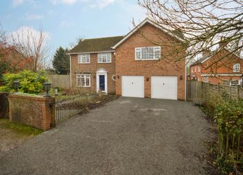 Thumbnail 7 bed detached house for sale in The Forstal, Blind Lane, Mersham