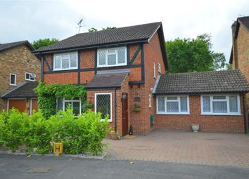 Thumbnail 5 bed detached house for sale in Henley Drive, Frimley Green, Camberley, Surrey