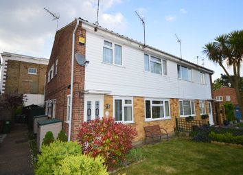 Thumbnail 2 bed maisonette for sale in Milford Close, London