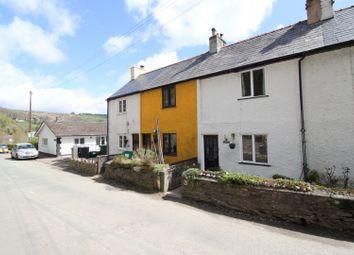Thumbnail 3 bed terraced house for sale in Glyn Ceiriog, Llangollen, Clwyd