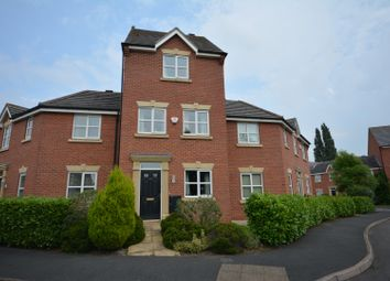 Thumbnail 3 bed town house for sale in Salisbury Close, Crewe