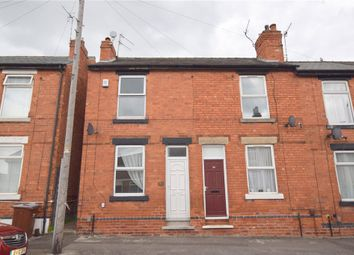 Thumbnail 2 bedroom end terrace house for sale in Muriel Street, Nottingham, Nottinghamshire