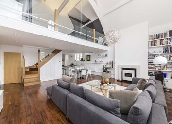Thumbnail 3 bed flat for sale in Battersea Park Road, London