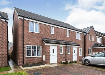 Thumbnail 3 bed semi-detached house to rent in Links Crescent, Seascale