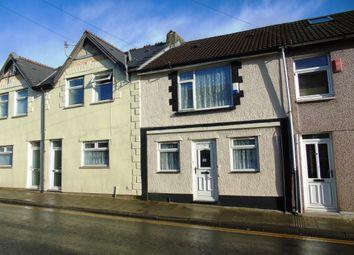 Thumbnail 3 bed terraced house for sale in Duffryn Street, Ferndale
