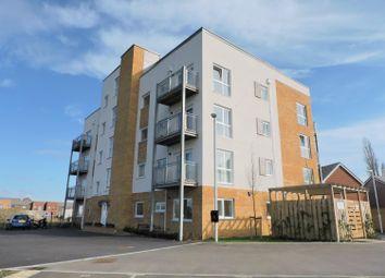 Thumbnail 2 bedroom flat for sale in Durrell Dene, Dartford