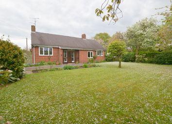 Thumbnail 3 bed detached bungalow to rent in Slacken Lane, Stoke-On-Trent