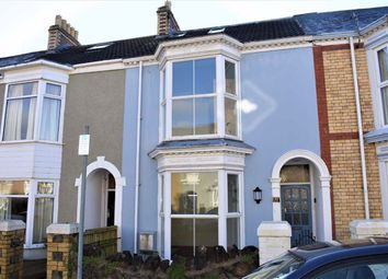 Thumbnail 4 bedroom terraced house for sale in Victoria Ave, Mumbles, Swansea