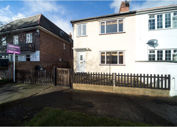 Thumbnail 3 bed semi-detached house for sale in Staveley Gardens, Chiswick