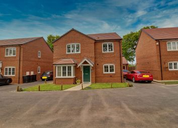 Thumbnail 4 bed detached house for sale in Boulters Lane, Wood End, Atherstone