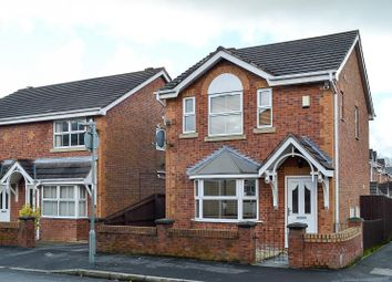 Thumbnail 3 bed detached house for sale in Doris Street, Chorley