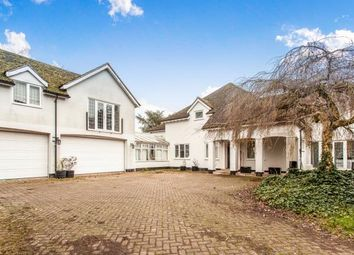 Thumbnail 6 bedroom detached house for sale in Little Thetford, Ely, Cambridgeshire