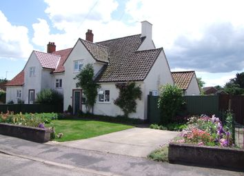 Thumbnail 3 bed semi-detached house for sale in The Glebes, Snape, Saxmundham