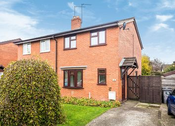 Thumbnail 3 bedroom semi-detached house for sale in Cherry Tree Drive, St. Martins, Oswestry, Shropshire