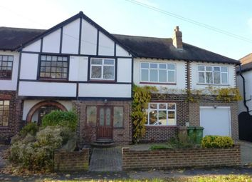 Thumbnail 5 bed semi-detached house for sale in St. Clair Drive, Worcester Park, Surrey