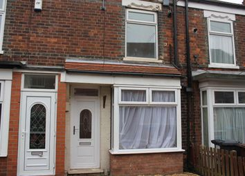 2 bed terraced house to rent in Hildas Avenue, Hull HU5