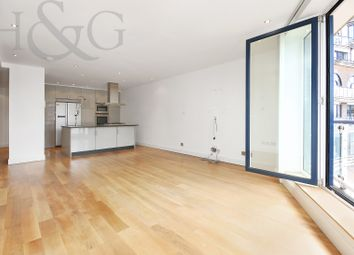 Thumbnail 2 bed flat to rent in Plantation Wharf, Battersea, London