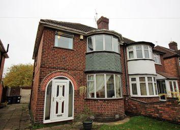 Thumbnail 3 bed semi-detached house for sale in Allman Road, Erdington, Birmingham