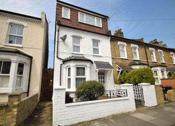 Thumbnail 3 bed terraced house for sale in Hardy Road, London