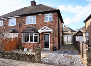 Thumbnail 3 bed semi-detached house for sale in Canterbury Drive, Grimsby