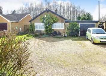 Thumbnail 3 bedroom detached bungalow for sale in Church Way, Tydd St. Mary, Wisbech