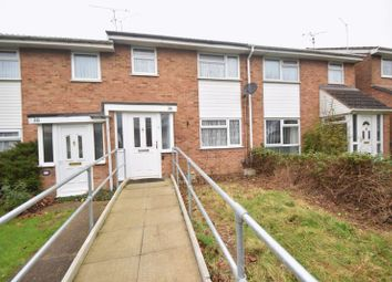 Thumbnail 3 bed terraced house to rent in Buckingham Drive, Luton