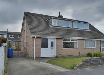 Thumbnail 3 bed semi-detached house to rent in Manley Avenue, Golborne, Warrington