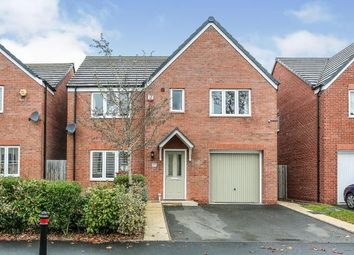 Thumbnail 5 bed detached house for sale in Silvermere Road, Sheldon, West Midlands, Birmingham