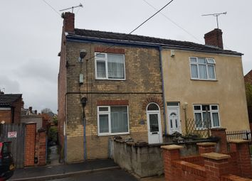 Thumbnail 3 bed semi-detached house for sale in 1 Cromford Street, Gainsborough, Lincolnshire